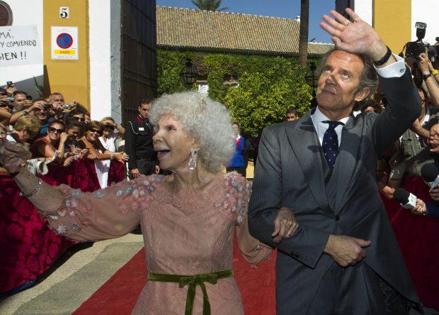 Alfonso Díez abre su corazón en su primera entrevista tras la muerte de la duquesa de Alba