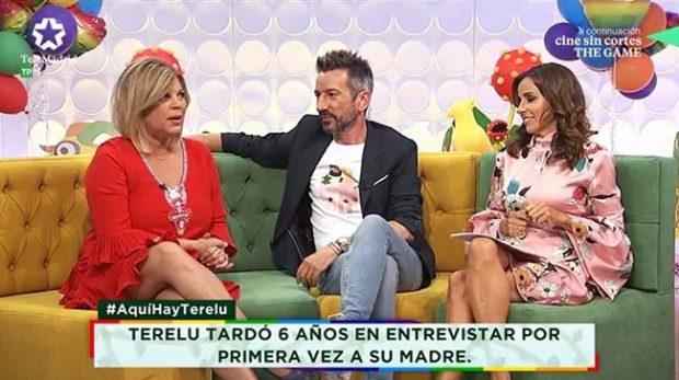 Terelu Campos recibirá el alta en las próximas horas