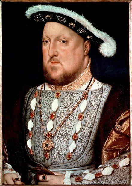 Enrique VIII / Gtres