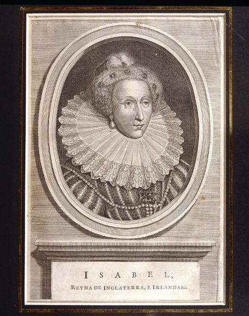 Isabel I de Ingleterra / Gtres
