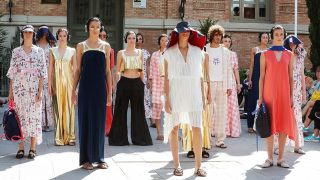 La moda sale a la calles durante la MBFW Madrid