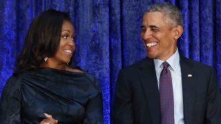 Los Obama en una imagen de archivo /Gtres
