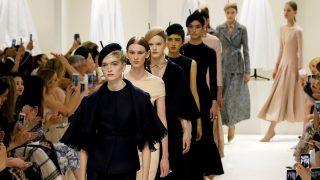 Desfile de Alta Costura de Dior en París / Gtres