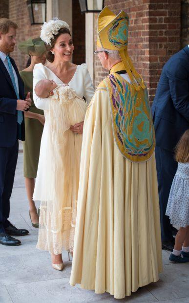 Todos los secretos del gran día del príncipe Louis de Cambridge
