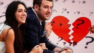 Álex Lequio y la que fuera su novia en un fotomontaje de LOOK