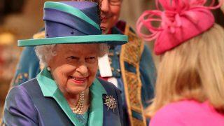 La reina Isabel despeja los rumores sobre su estado de salud / Gtres