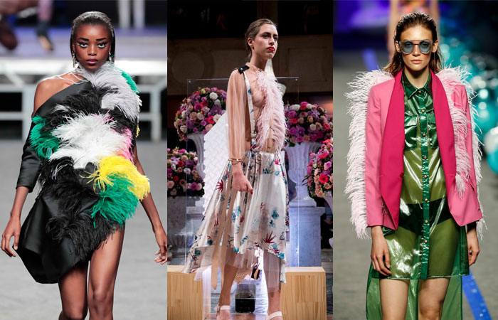 Propuestas de Ana Locking, Ion Fiz y La Condesa en Mercedes Benz Fashion Week Madrid 2018 / Gtres