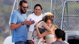 La familia Thyssen, de vacaciones en Ibiza / Gtres