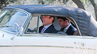 GALERÍA: Invitados a la boda de Diego Matamoros / Gtres