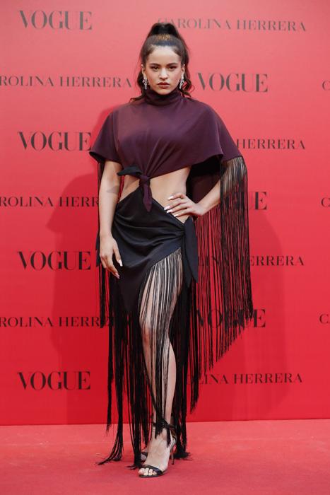 Rosalía en la fiesta del 30 aniversario de Vogue España / Gtres