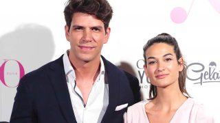 Una invitada a la boda de Diego Matamoros y Estela Grande sube a Instagram la primera imagen de los recién casados/ Gtres
