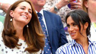 Se evidencia así la gran relación que hay entre las esposas de los hijos del Príncipe Carlos de Inglaterra y Diana de Gales, una amistad de la que seguramente Meghan esté aprendiendo mucho de su cuñada en lo que se refiere a sus funciones de consorte/ Gtres