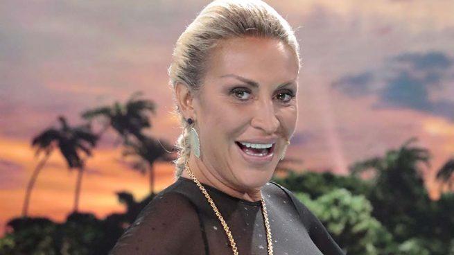 Raquel Mosquera saca las uñas contra Rocío Carrasco