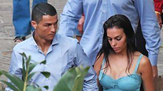 Cristiano Ronaldo y Georgina Rodríguez. la nueva pareja de vips de Turín / Gtres