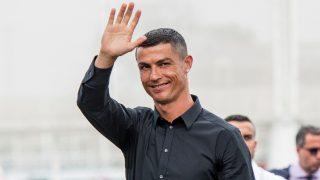 Cristiano Ronaldo acude a su presentación como jugador de la Juventus de Turín / Gtres