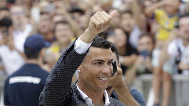 La Juventus anuncia que Cristiano llega el lunes a Turín