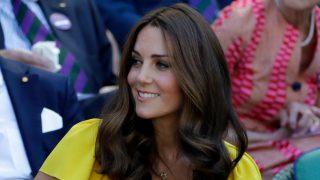 Kate Middleton vuelve a lucir el amarillo en Wimbledon / Gtres