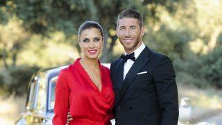 Pilar Rubio y Sergio Ramos, en una foto de archivo / Gtres.