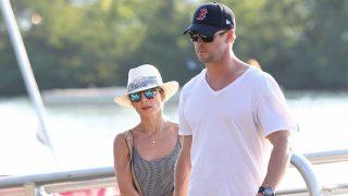 Elsa Pataky y Chris Hemsworth, en una foto de archivo  / Gtres.