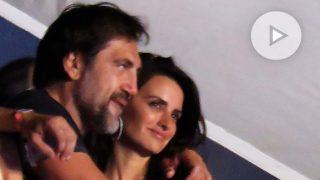Javier Bardem y Penélope Cruz, desatados en Mad Cool Festival / Gtres