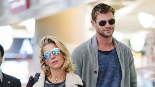 Elsa Pataky y su marido, Chris Hemsworth, en una imagen de archivo / Gtres,