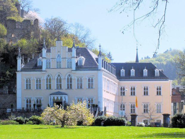 Este es el castillo donde se casarán los novios / Gtres