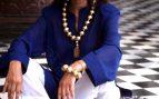 Carmen Ordóñez con 'maxi' joyas / Gtres
