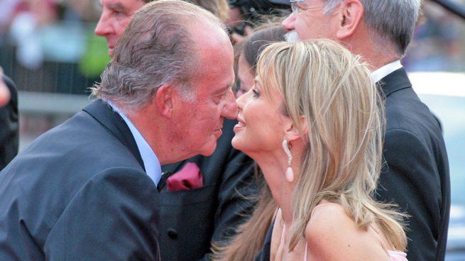 Corinna y don Juan Carlos en una imagen de archivo / Gtres