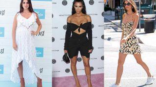 Elena Furiase, Kim Kardashian y Emily Ratajkowski. / Gtres