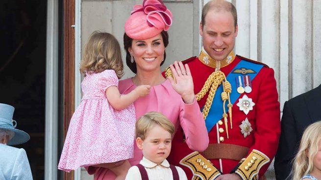 duques de Cambridge príncipe Jorge