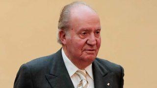 El rey Juan Carlos el pasado mes de junio / Gtres