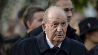 El rey Juan Carlos con el semblante serio /Gtres