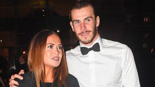 Gareth Bale y Emma Rhys-Jones  en una imagen de archivo / Gtres