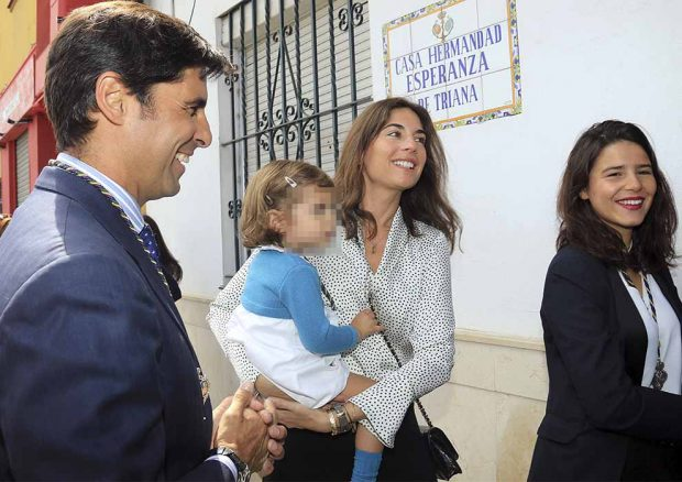 Francisco Rivera, Carmen Rivera, Lourdes Montes Cayetana Rivera,