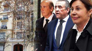 El rentable negocio de los nietos de Franco