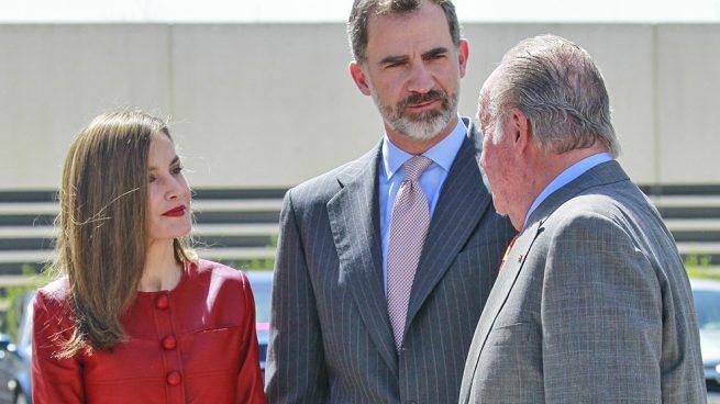 """""""Felipe, divórciate"""": Las palabras de don Juan Carlos que hirieron a doña Letizia"""