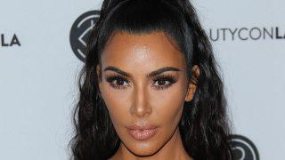 La mirada de Kim Kardashian tiene un secreto muy económico / Gtres