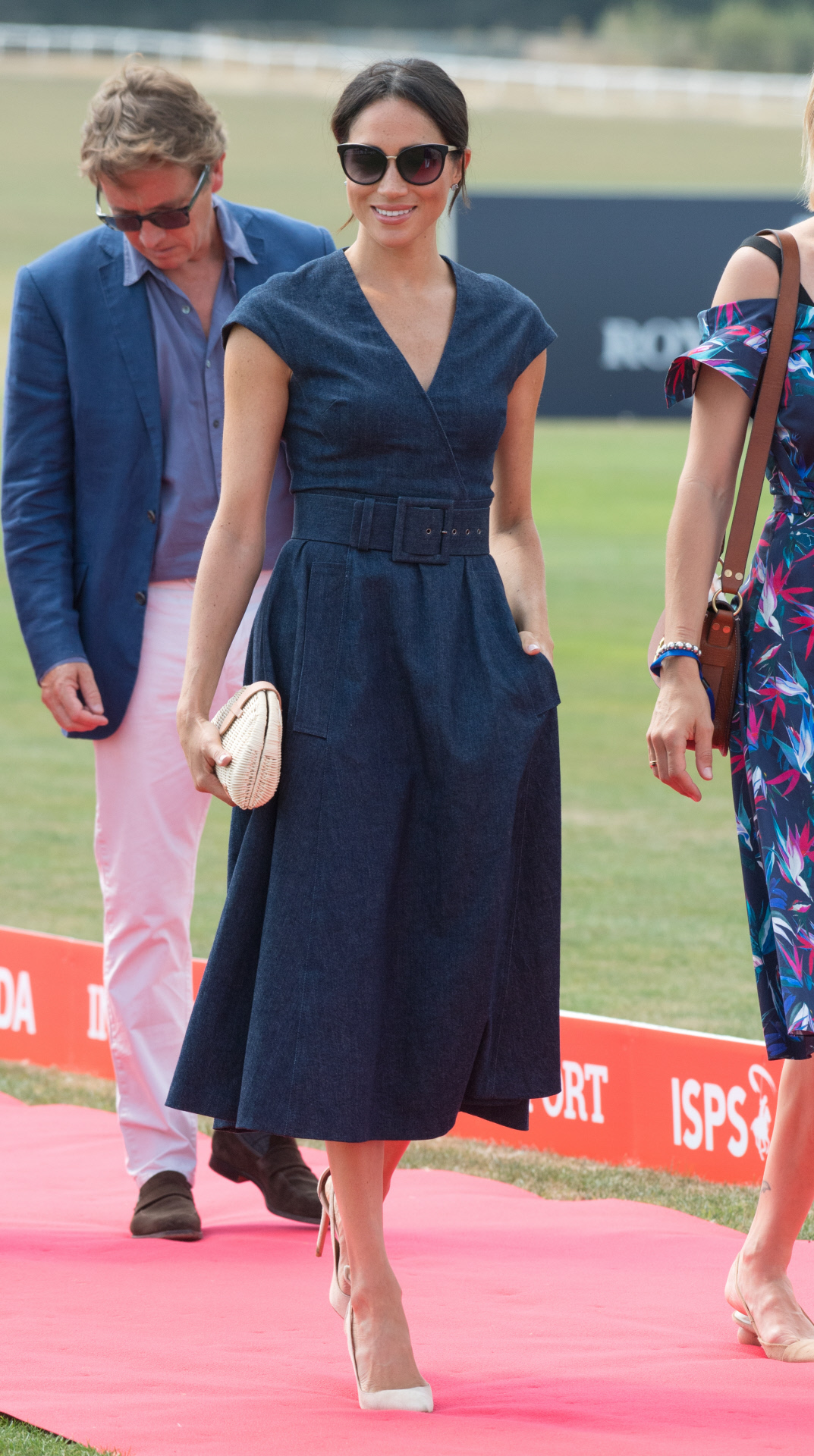 El bolso 'low cost' que comparten Meghan Markle y Pippa Middleton