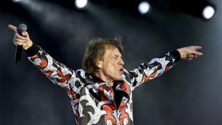 Mick Jagger, durante un concierto / Gtres.