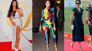 Daniella Senmaan, Dua Lipa y Meghan Markle, tres estilos muy distintos / Gtres