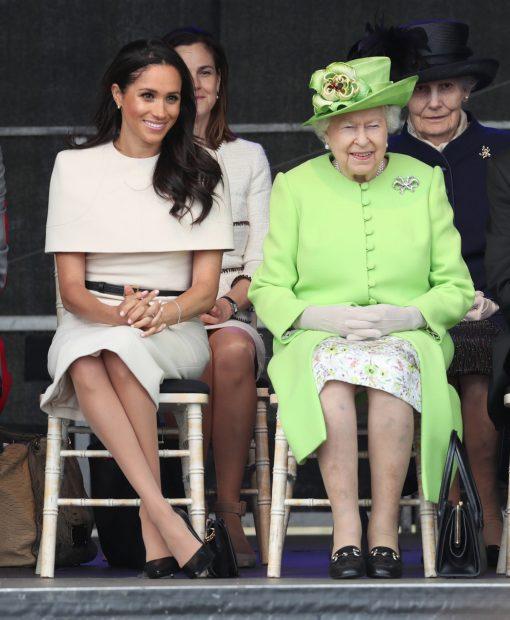 Descubrimos el motivo por el que Isabel II quiere más a Meghan Markle