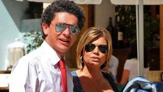 Terelu Campos y Salvador Pérez en una imagen de 2010 / Gtres