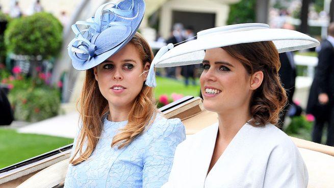 Eugenia y Beatriz de York / Gtres