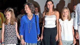 La Familia Real en Mallorca / Gtres