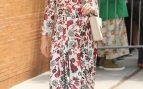 La Actriz Amy Adams por las calles de Nueva York