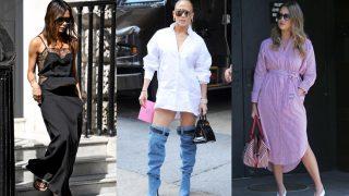 Victoria Beckham, Jennifer López y Jessica Alba aciertos y errores de algunas 'celebs' / Gtres