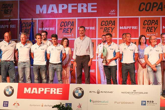 Premios Copa del Rey de Vela
