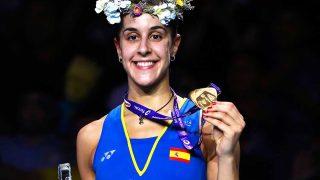 Carolina Marín consigue su tercera medalla mundial / Gtres