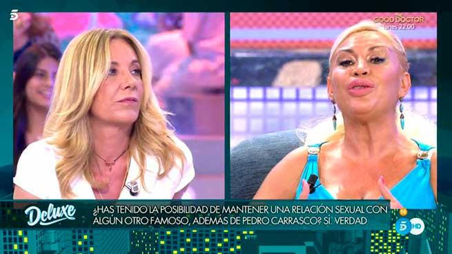 Raquel Mosquera anuncia una nueva guerra entre Rocío Carrasco y Rocío Flores