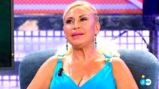 Raquel Mosquera en 'Sábado Deluxe' / Telecinco